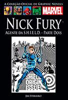 A Coleção Oficial de Graphic Novels Marvel # 74 – Nick Fury - Agente da S.H.I.E.L.D - Parte 2