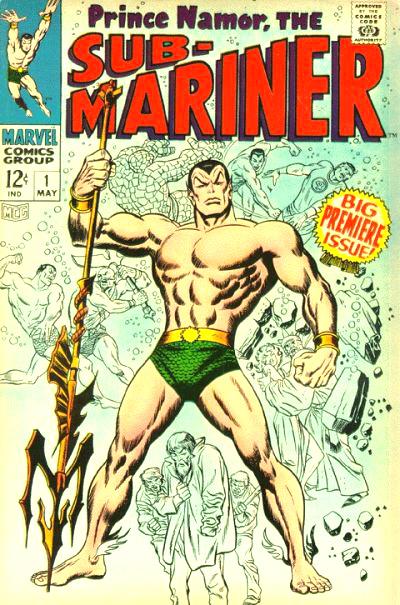 Prince Namor, The Sub-Mariner # 1