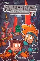 Minecomics - A ameaça de Zork # 2