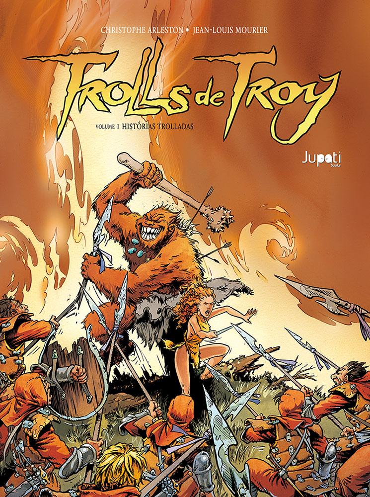 Trolls de Troy - Volume 1 - Histórias trolladas