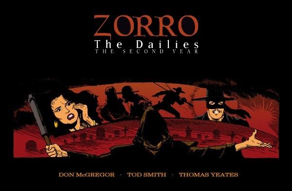 Zorro tira