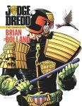 The Complete Judge Dredd, by Brian Bolland
