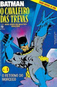 Batman - O Cavaleiro das Trevas # 1