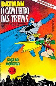 Batman - O Cavaleiro das Trevas # 3