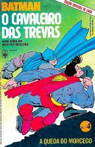 Batman - O Cavaleiro das Trevas # 4