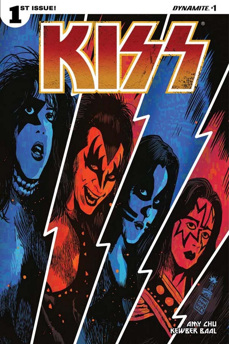 Kiss capa 1