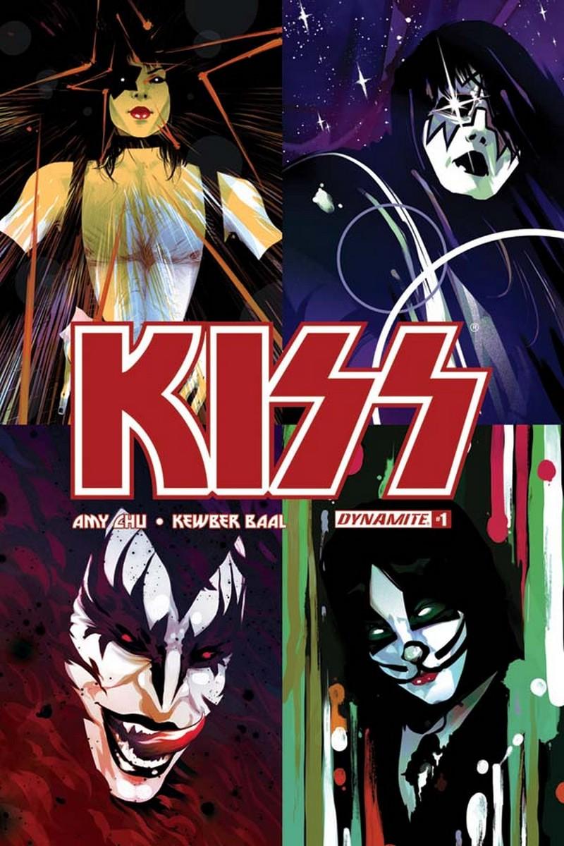 Kiss capa 2