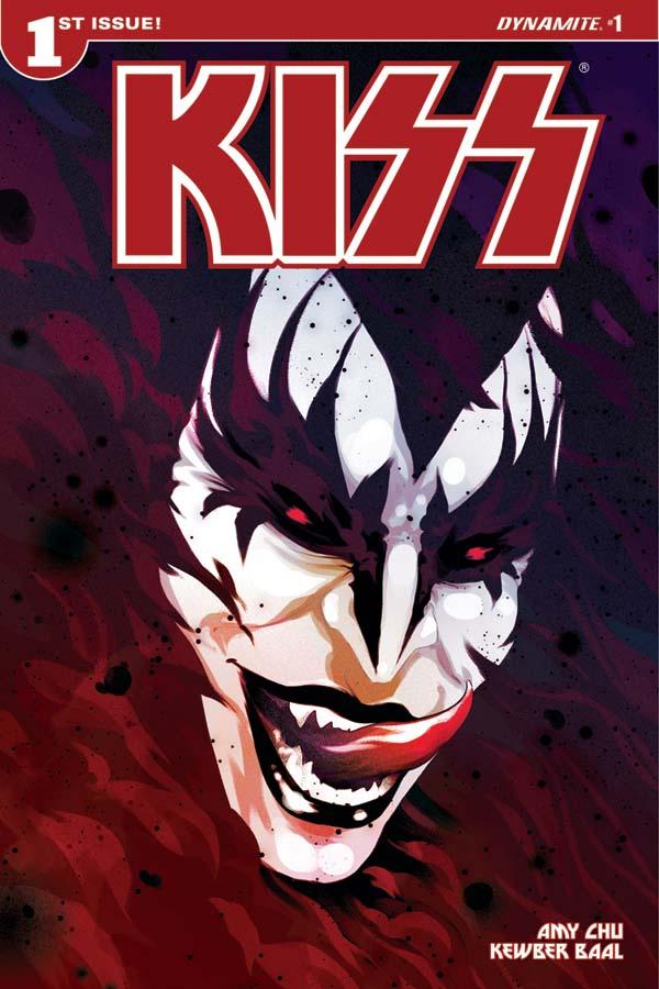 Kiss capa 3