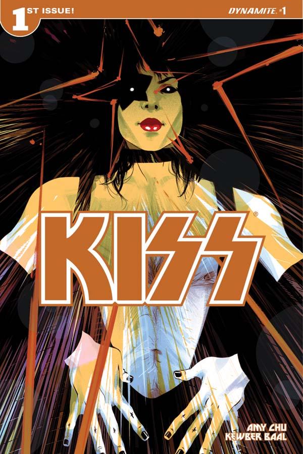 Kiss capa 4