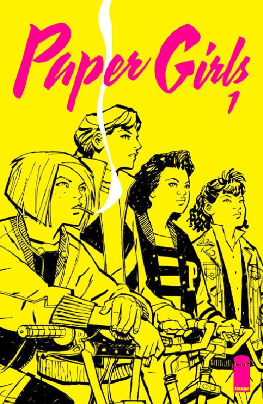 Paper Girls # 1