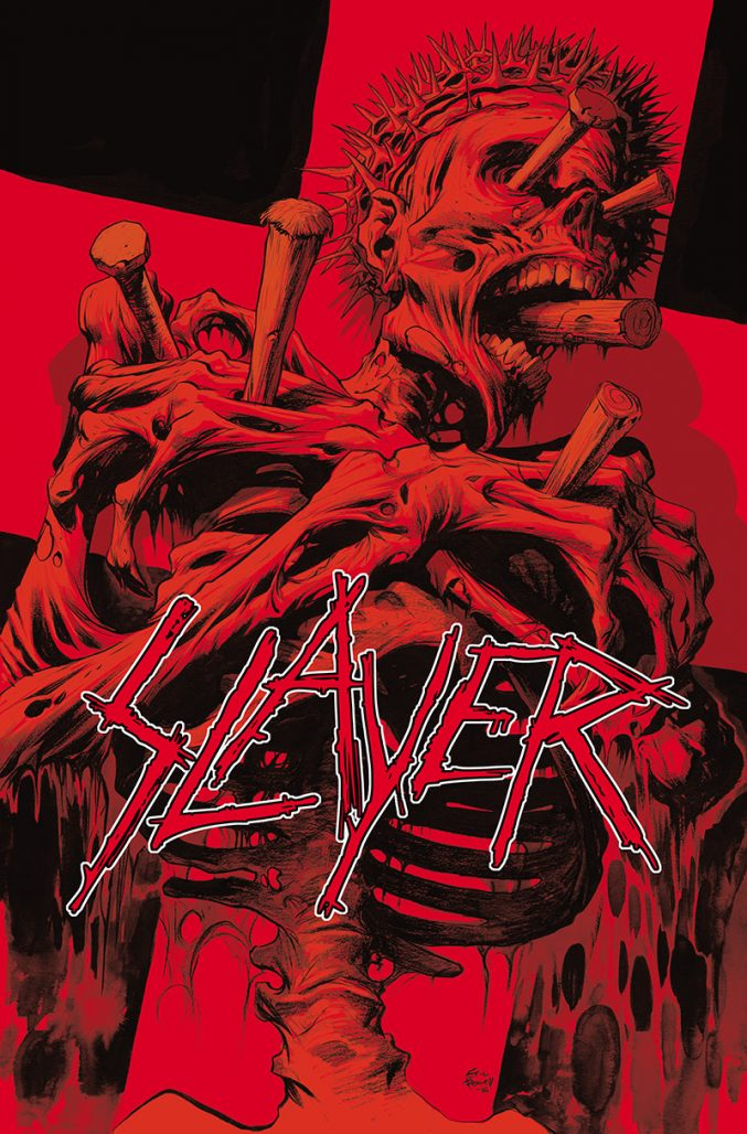Slayer Repentless variante