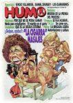 Capa de Carlos Nine para a revista Humor