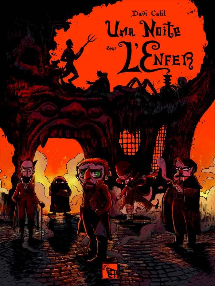 Uma noite em L'Enfer