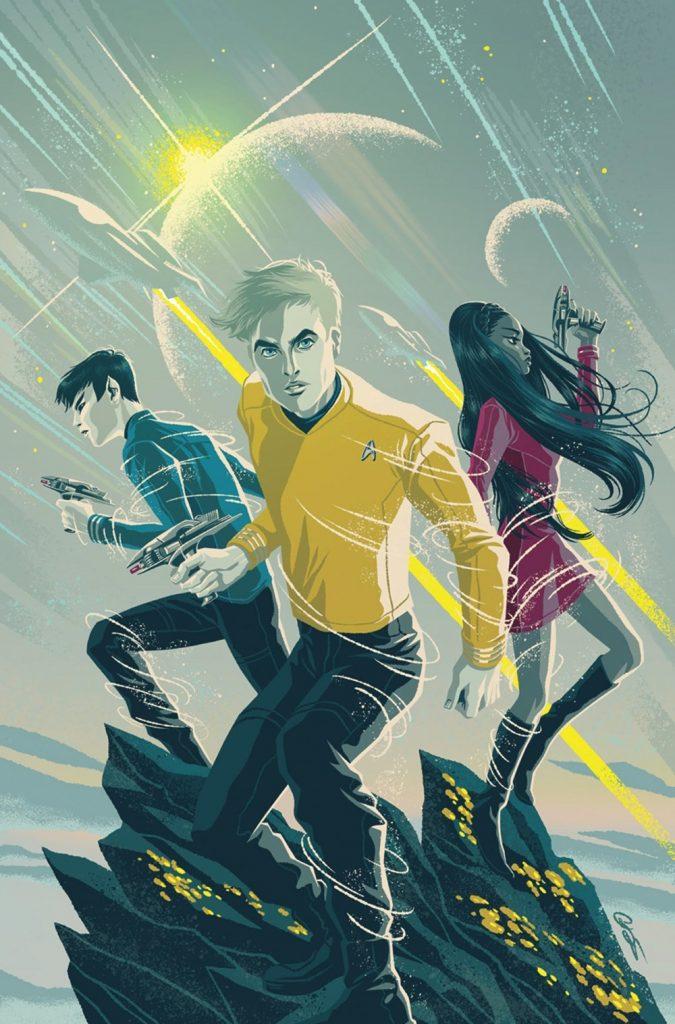Star Trek # 1