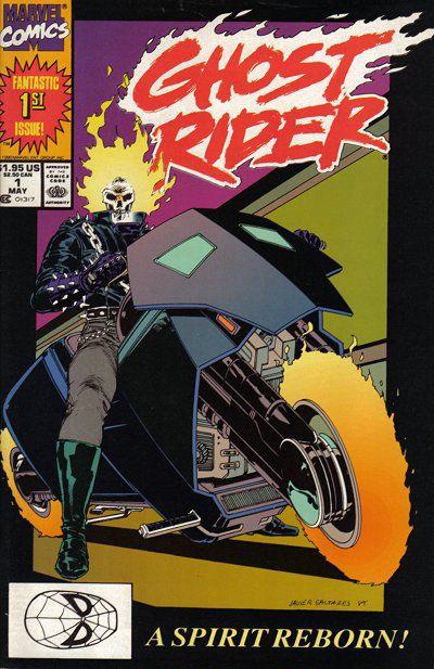 Danny Ketch, o segundo Motoqueiro Fantasma
