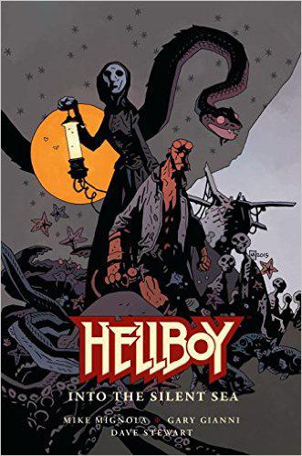 Hellboy - The Silent Sea
