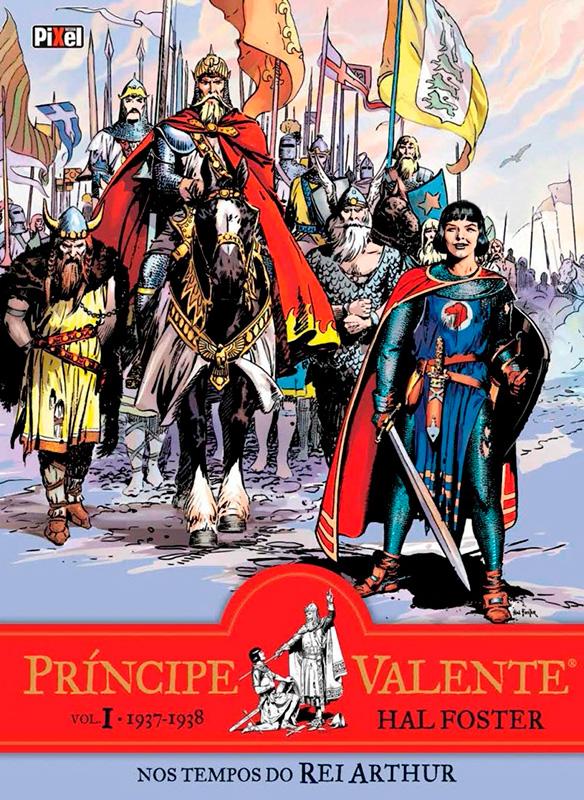 Príncipe Valente – Nos Tempos do Rei Artur
