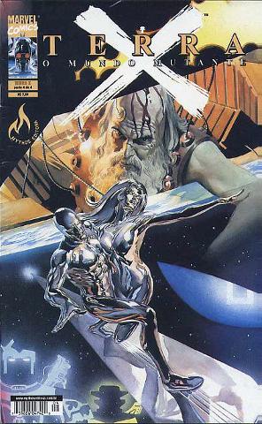 Terra X # 4