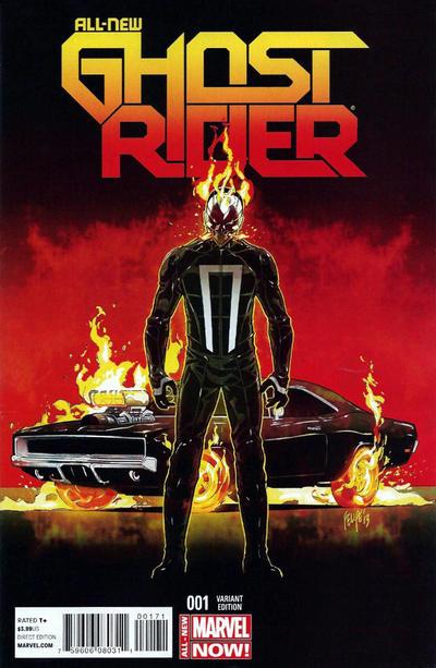 Robbie Reyes, o novo Ghost Rider