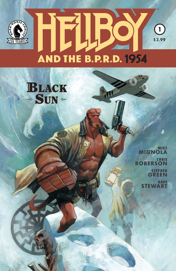 Hellboy and the BPRD 1954 - The Black Sun