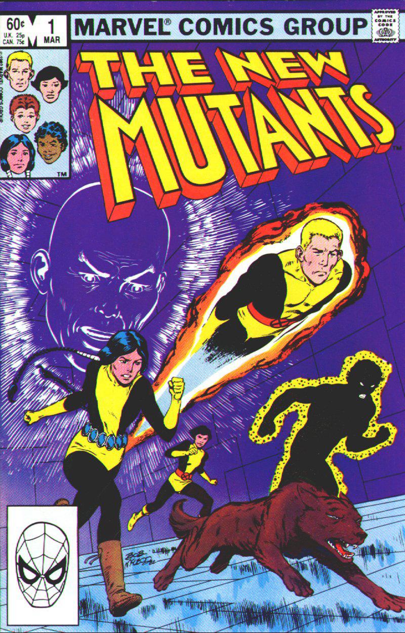The New Mutants # 1