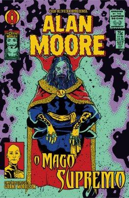 Alan Moore - O Mago Supremo