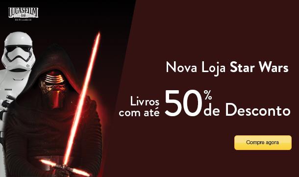 Star Wars na Amazon Brasil