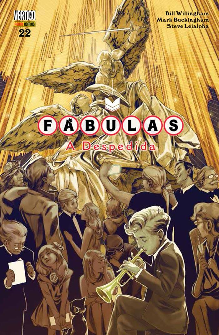 Fábulas – Volume 22 – A Despedida