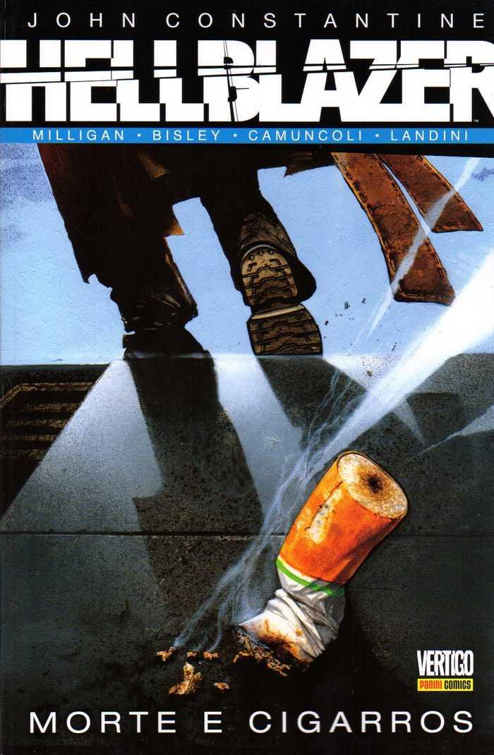 John Constantine – Hellblazer – Morte e Cigarros
