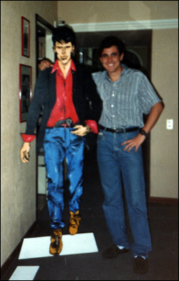 Sidney Gusman e Dylan Dog