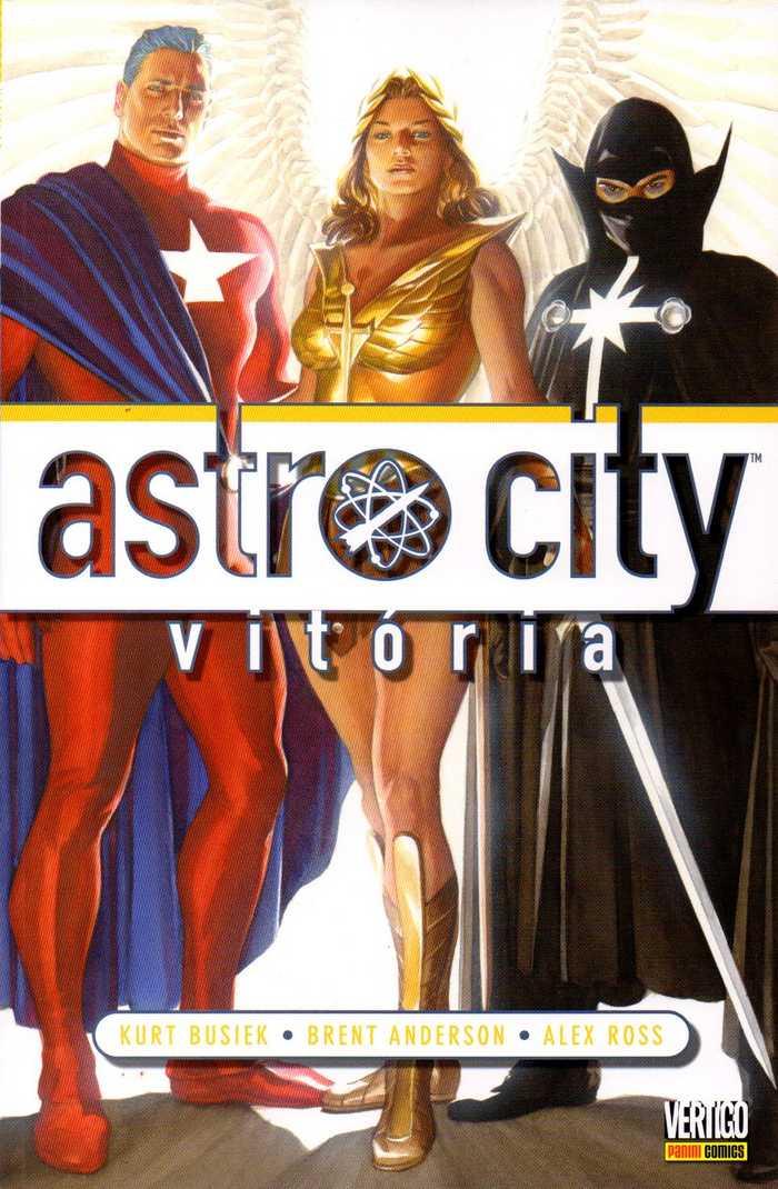 Astro City – Vitória