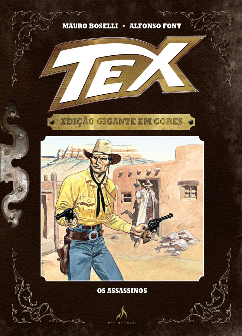 Tex – Edição Gigante em Cores – Volume 12 – Os Assassinos