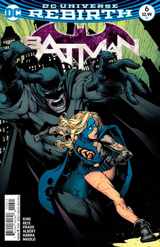 Batman # 6