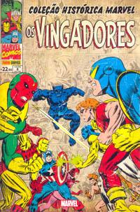 Coleção Histórica Marvel - Os Vingadores # 8