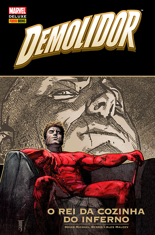 Demolidor – O Rei da Cozinha do Inferno
