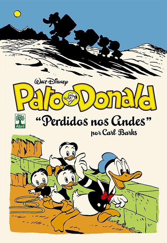 Pato Donald - Perdidos nos Andes