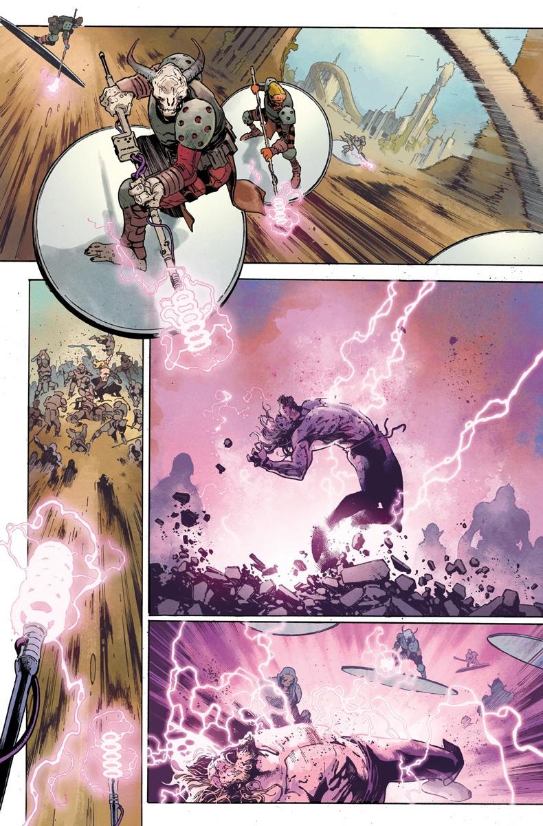 Unworthy Thor # 1