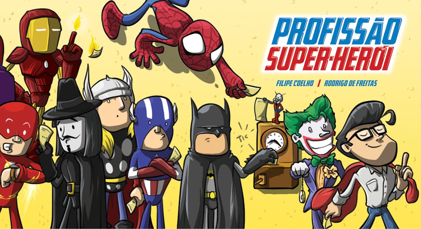 Profissão Super-Heróis