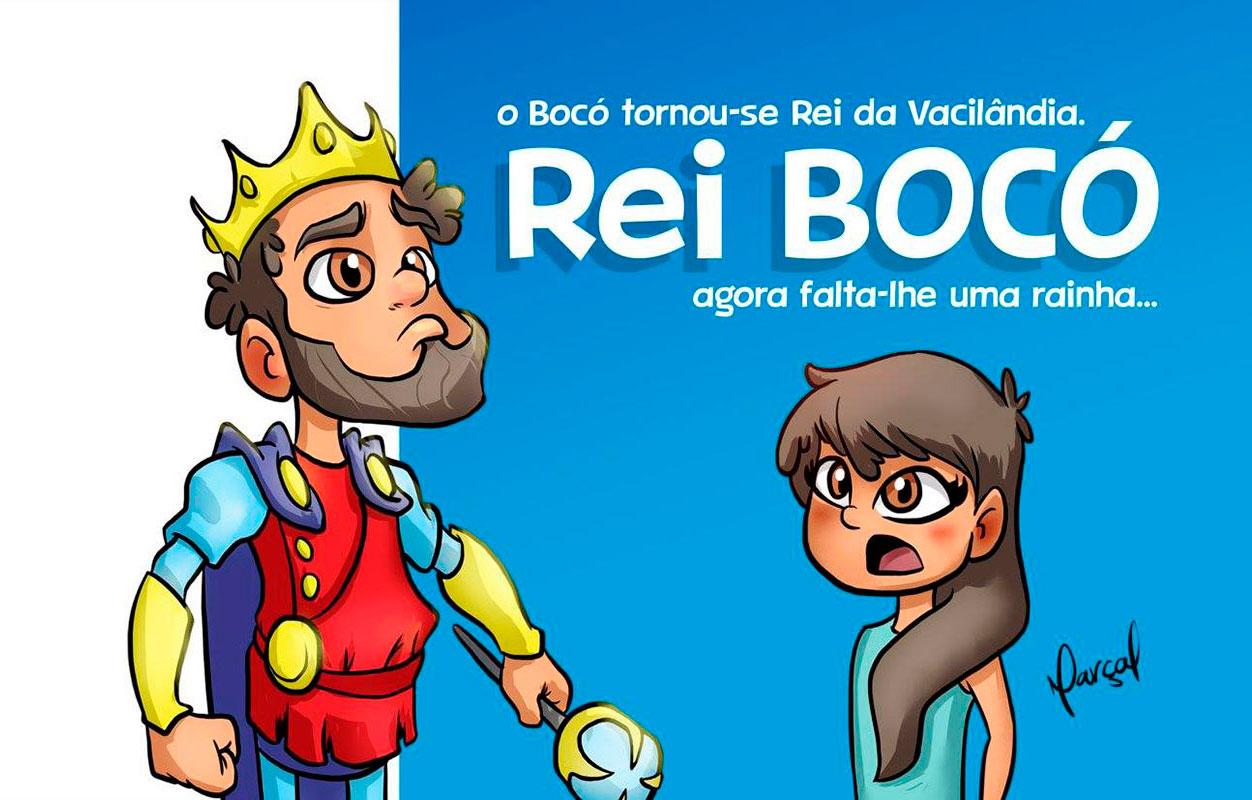 Rei Bocó