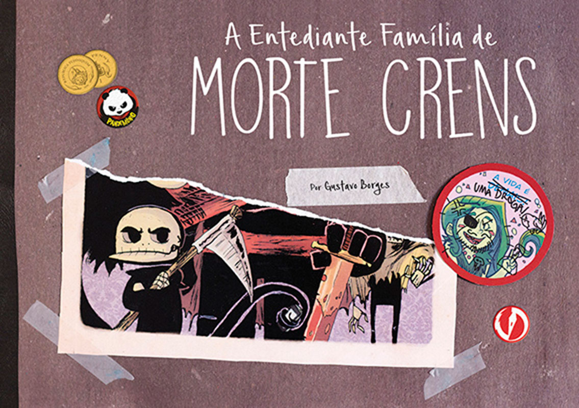 A entediante família de Morte Crens