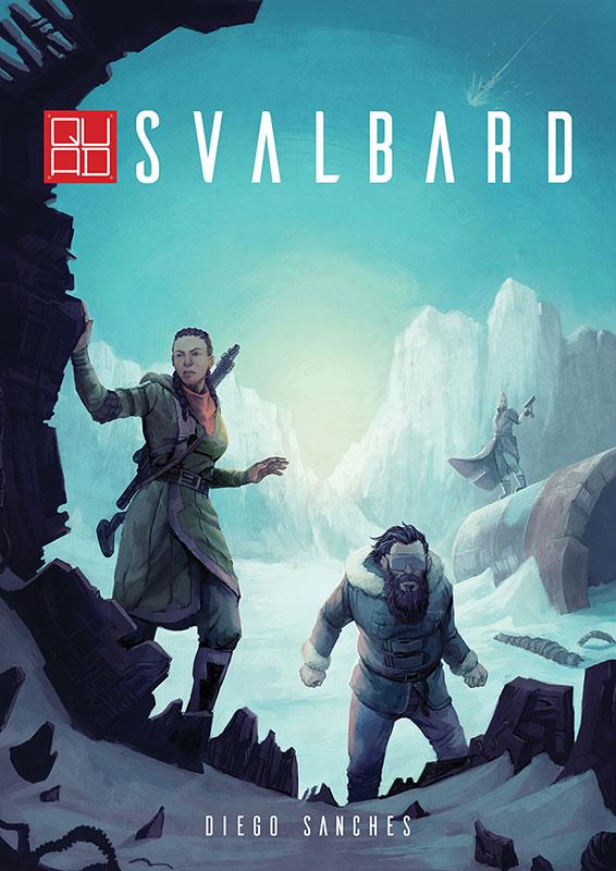 QUAD Svalbard