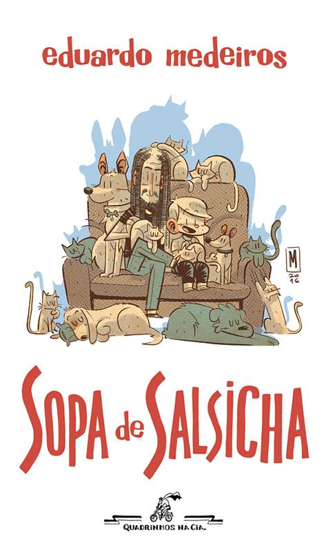 Sopa de Salsicha