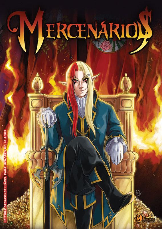 Mercenário$ - Série Volume 1