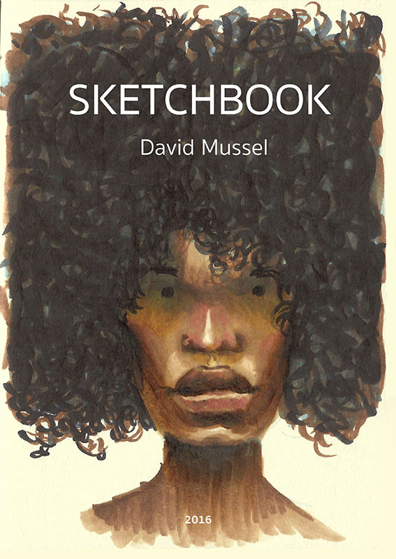 Sketchbook - David Mussel