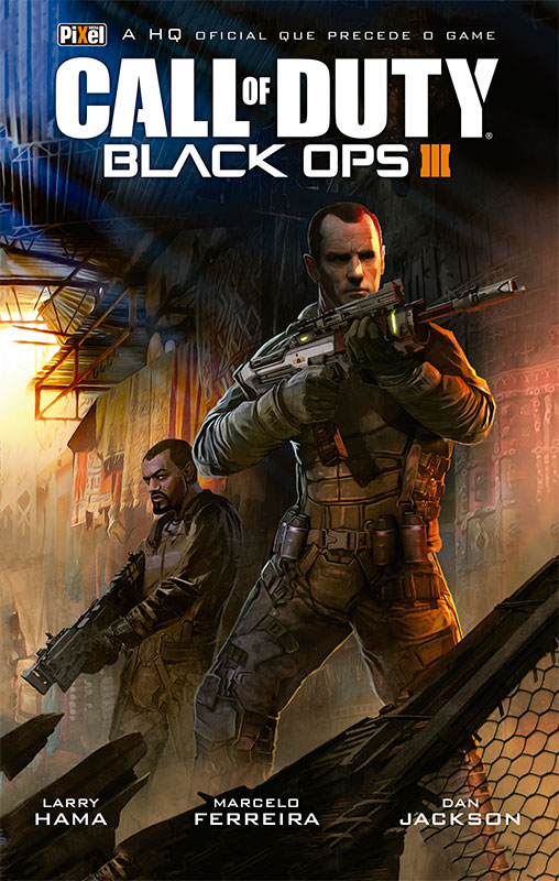 Call of Duty – Black Ops III