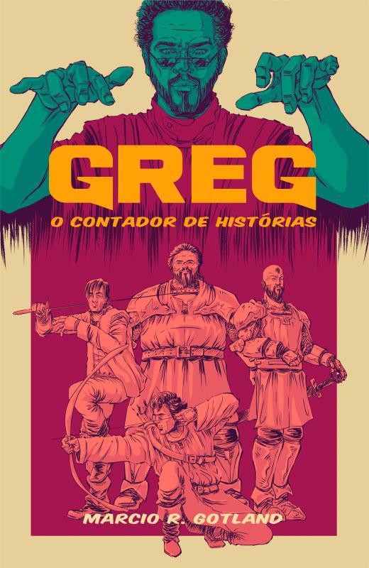 Greg: O Contador de Histórias # 1