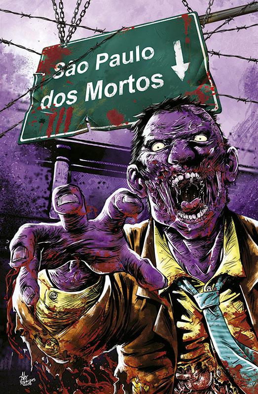 São Paulo dos Mortos - Volume 3