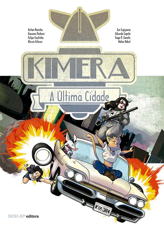 Kimera - A Última Cidade