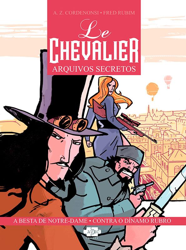 Le Chevalier – Arquivos Secretos
