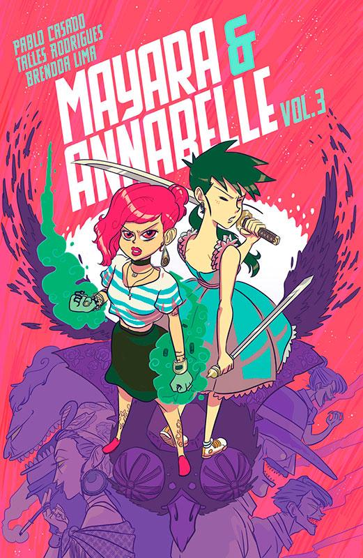 Mayara & Annabelle - Volume 3
